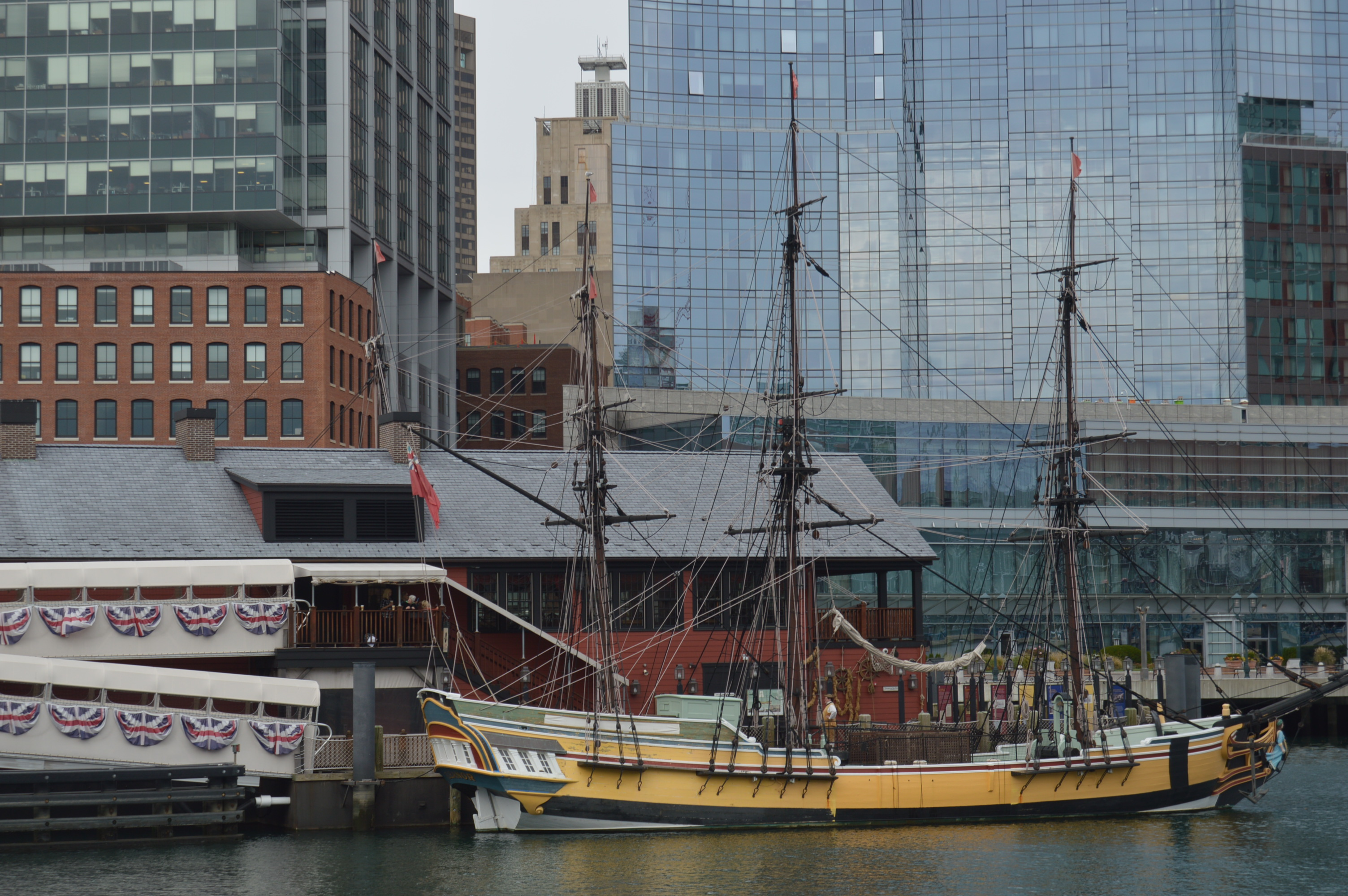 On The Waterfront (Boston, MA) | New England Nomad