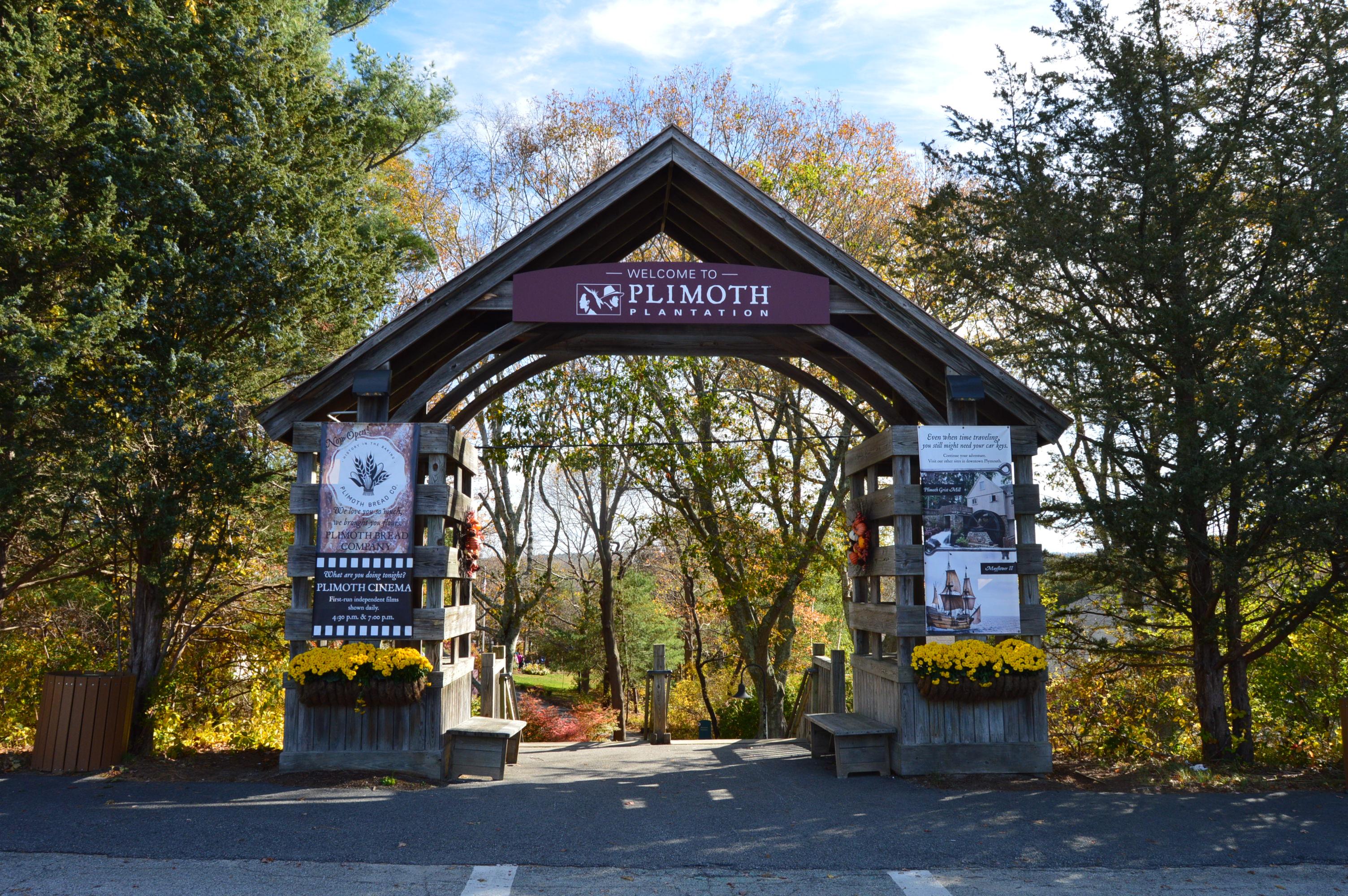 Plimoth Plantation Plymouth Ma New England Nomad