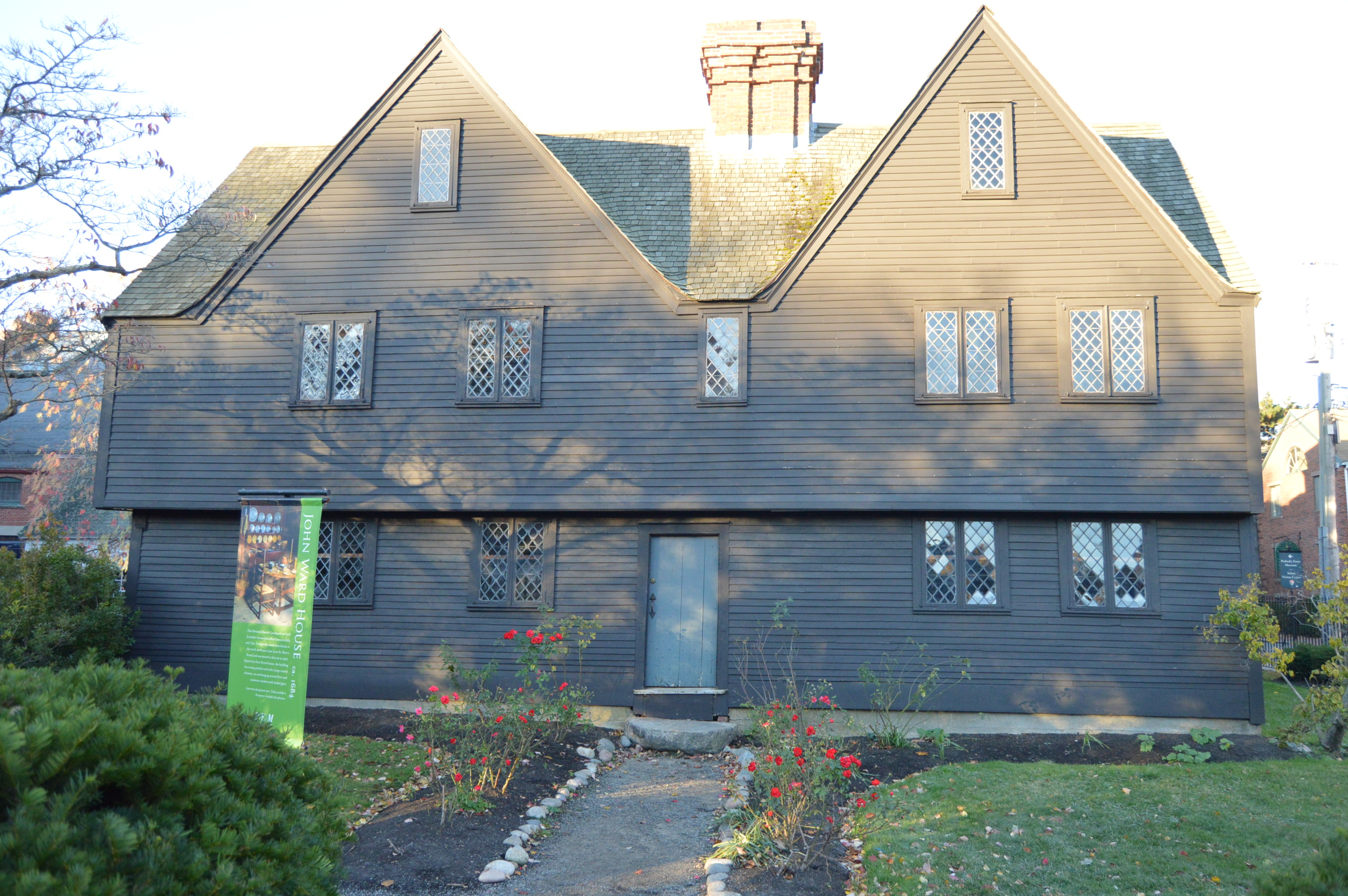 Historic homes of salem salem ma new england nomad for Home builders in ma