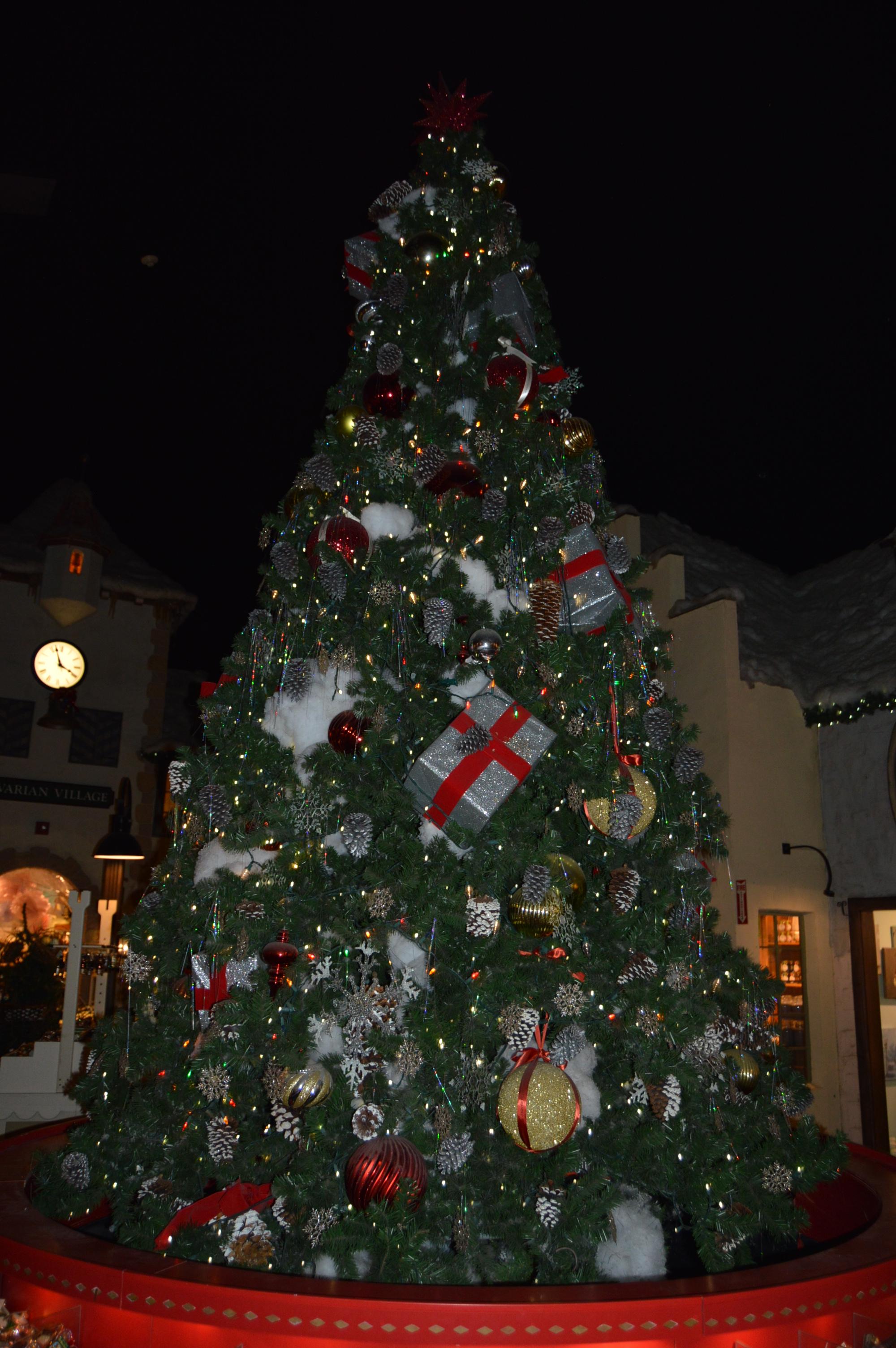 Yankee Candle Christmas Tree
