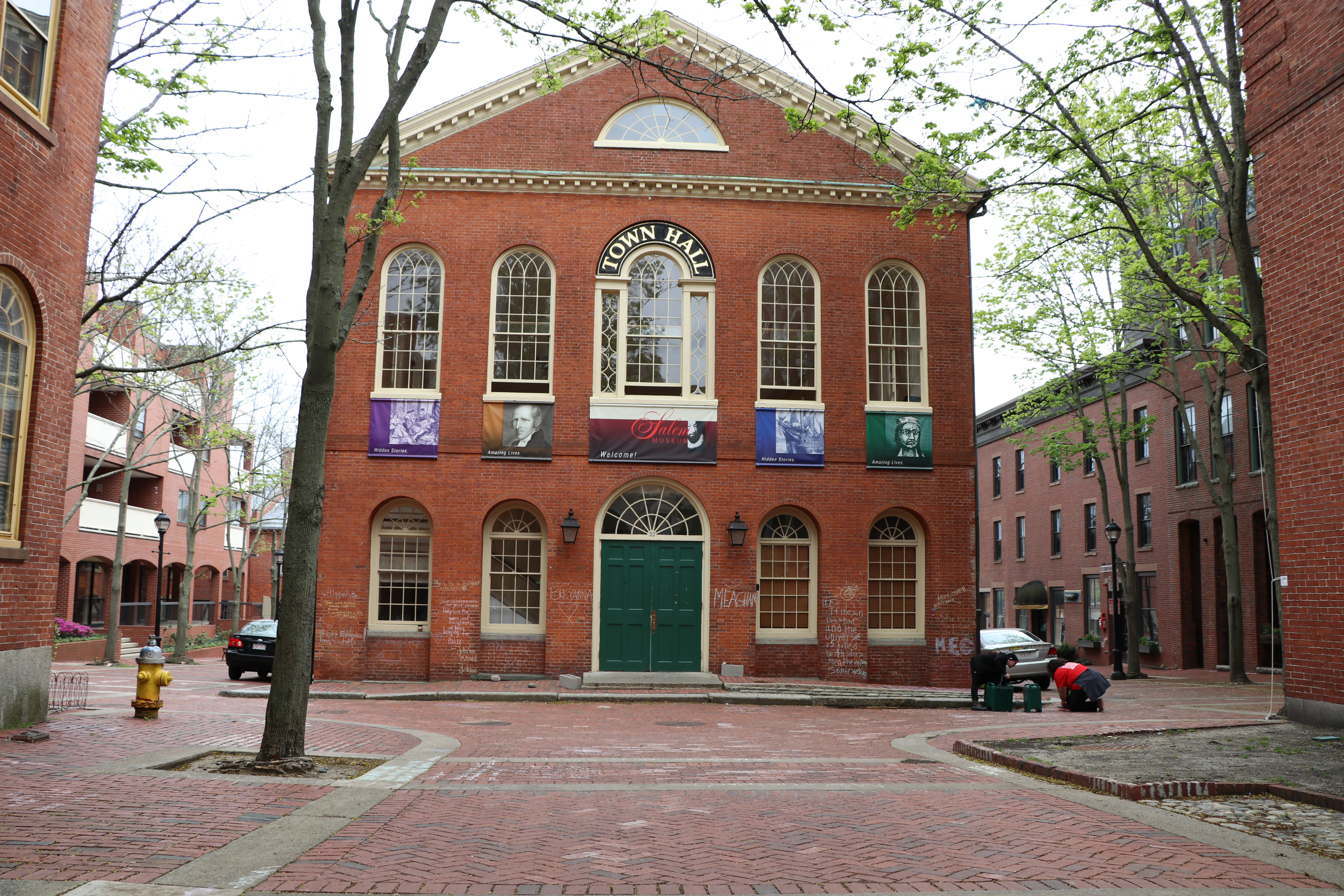 Chalk It Up To Poetry (Salem, MA) | New England Nomad
