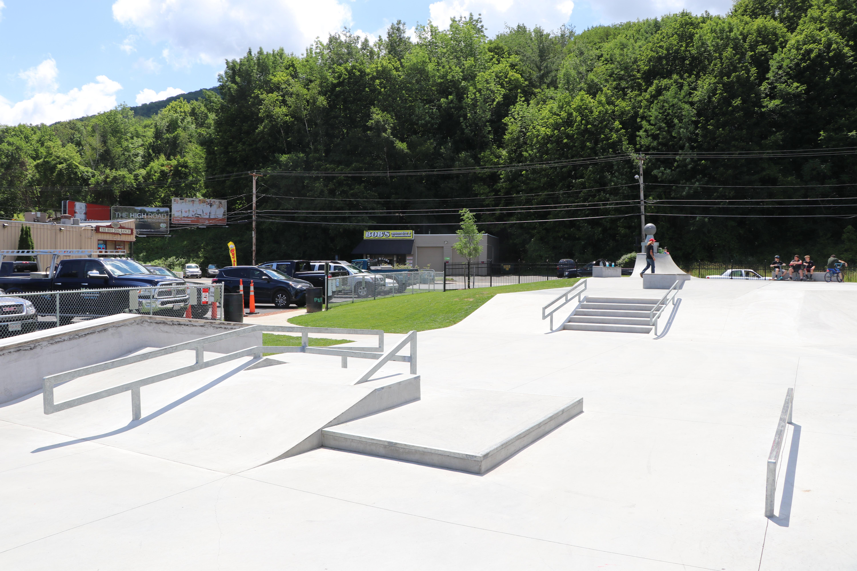 Unity Skate Board And BMX Park North Adams MA